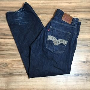 Men's Levi's 569 Loose Straight Jeans - 34 x 32